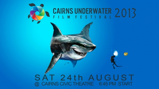 Cairns Underwater Film Festival 2013
