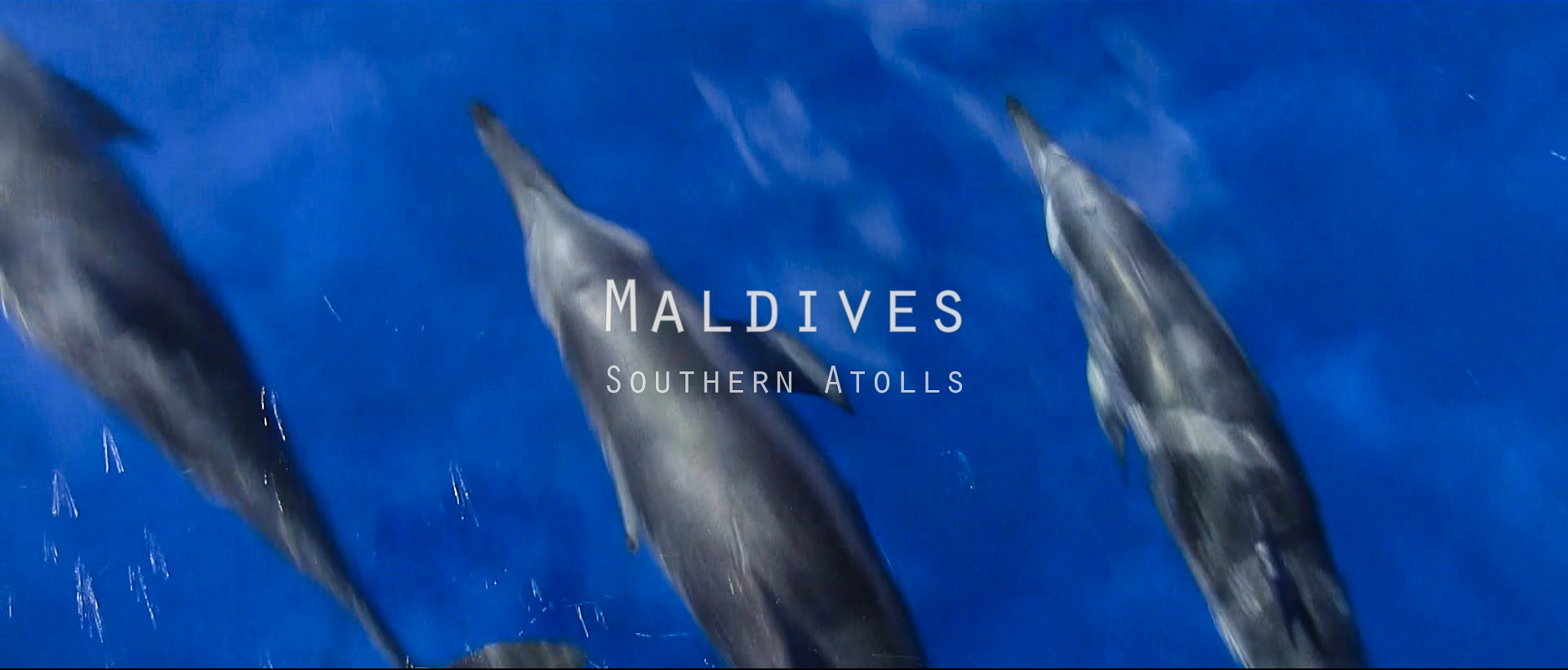 Southern Atolls, Maldives Part 1