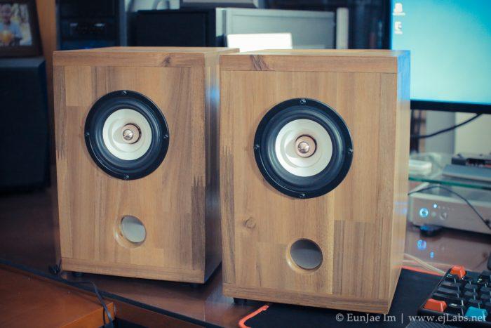 DIY Full Range Speakers - Eunjae Im