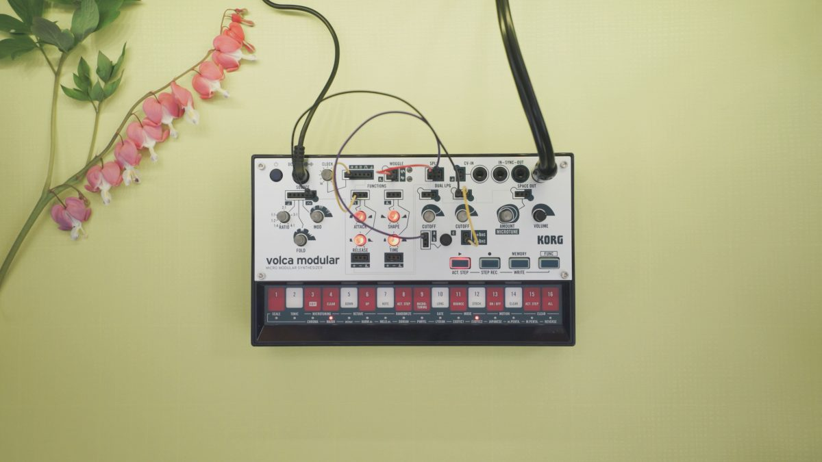 Good Morning – Volca Modular